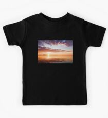 Pink and Gold Morning Zen - Toronto Skyline Impressions Kids Clothes