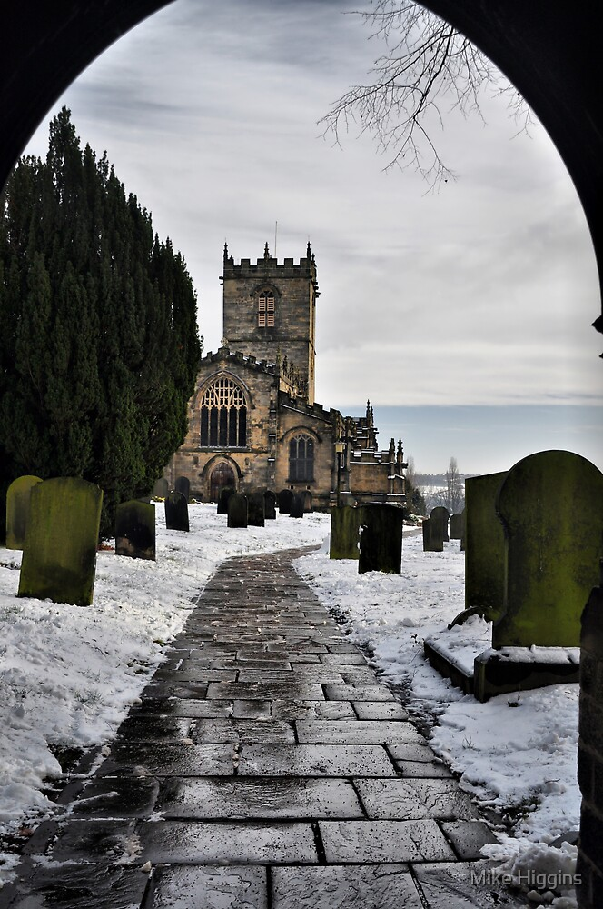 Ecclesfield church by Mike Higgins