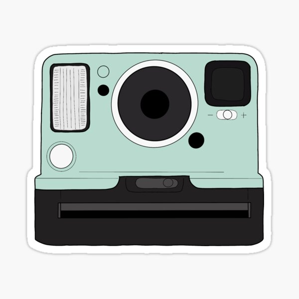 Polaroid Sticker
