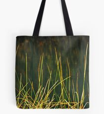 At The Edge of the Pond Tote Bag