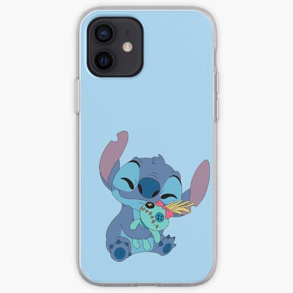 Cute Stitch  iPhone Soft Case