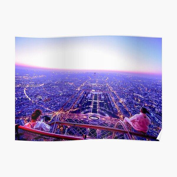 AuDD PNL Tour Eiffel Poster