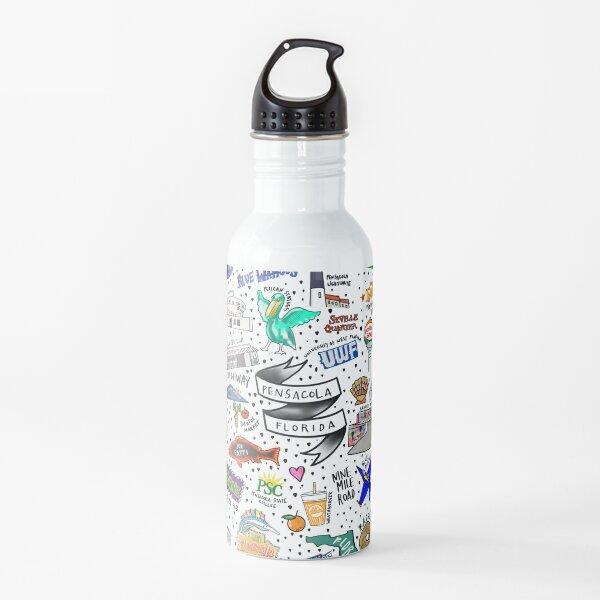 Pensacola Florida  Water Bottle