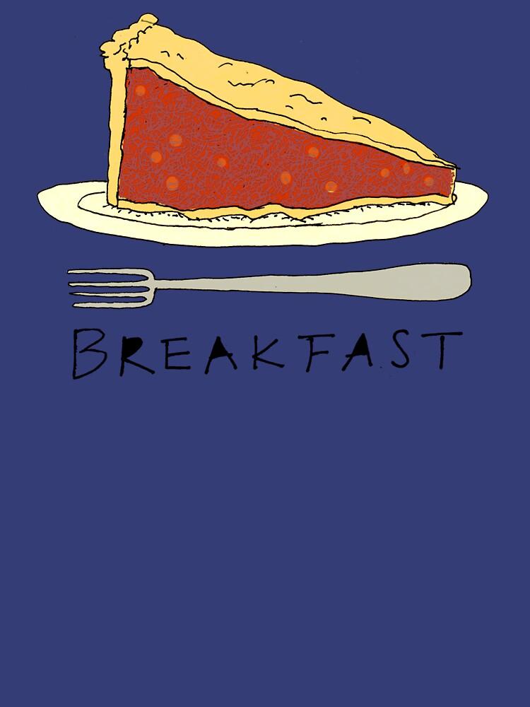 Pie for Breakfast | Unisex T-Shirt
