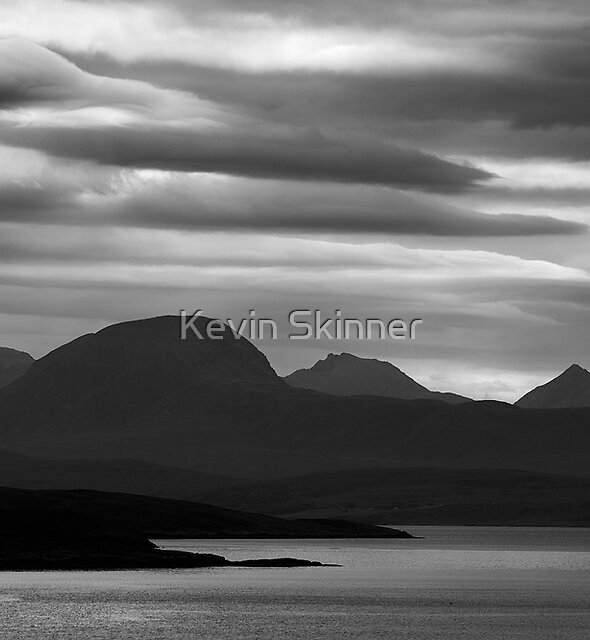 A View From Achiltibuie by Kevin Skinner