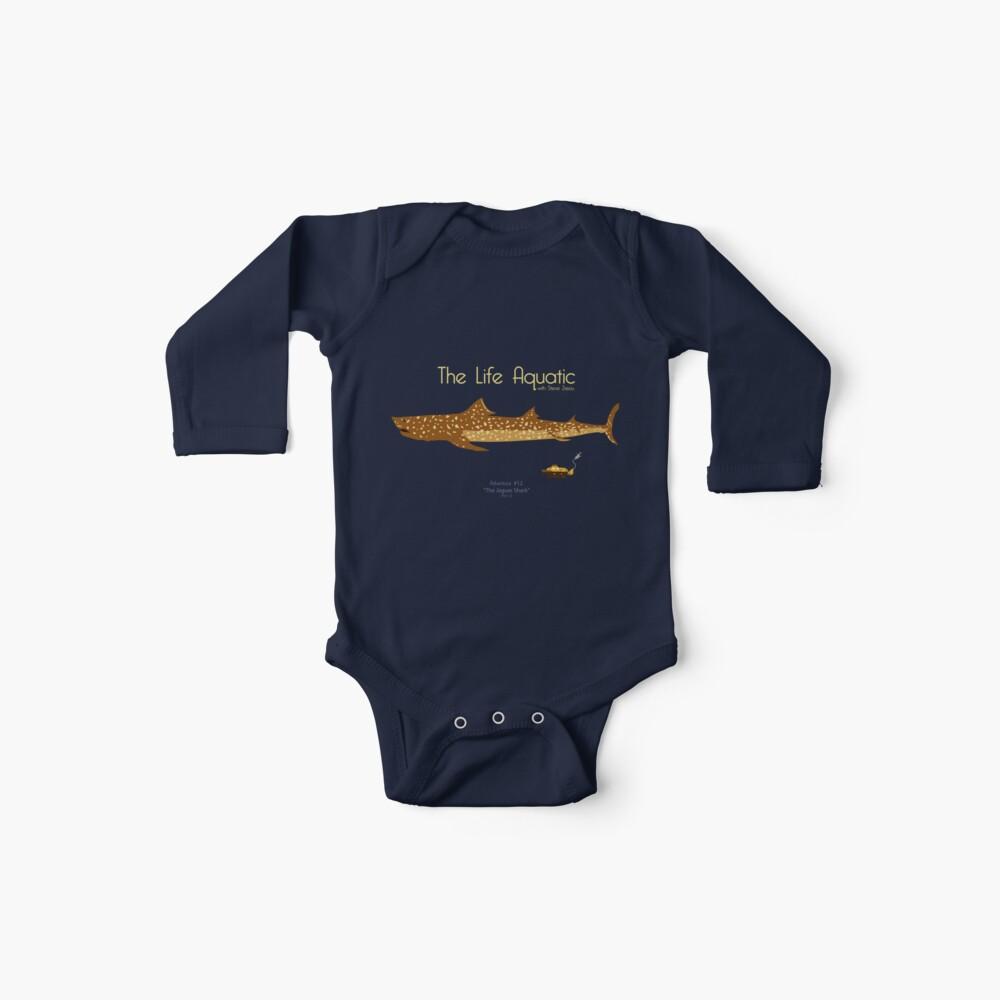 The Life Aquatic - Jaguar Shark Baby One-Piece