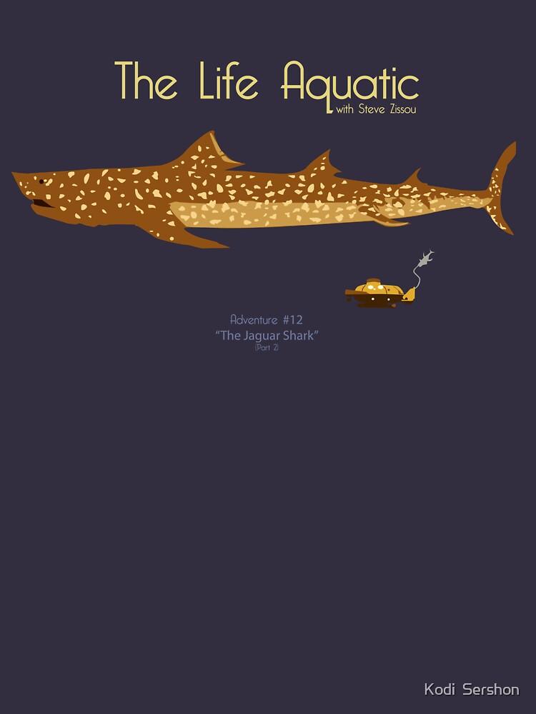 The Life Aquatic - Jaguar Shark de KodiSershon
