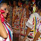 Colours And Costumes Of Oaxaca - Colores Y Trajes De Oaxaca by Bernhard Matejka