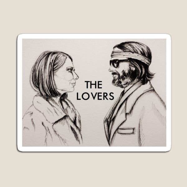 The Lovers Magnet