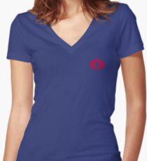 Cobra Women's Fitted V-Neck T-Shirt