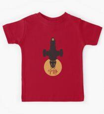 Firefly - Serenity Silhouette - Joss Whedon Kids T-Shirt