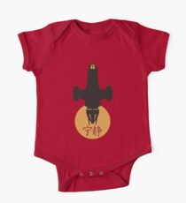 Firefly - Serenity Silhouette - Joss Whedon Kids Clothes