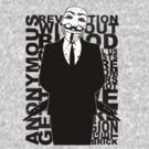 Anonymous revolution without blood ? small 1 by Shobrick