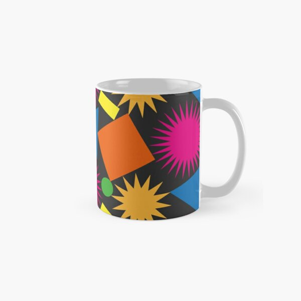 Geometric Chaos Classic Mug