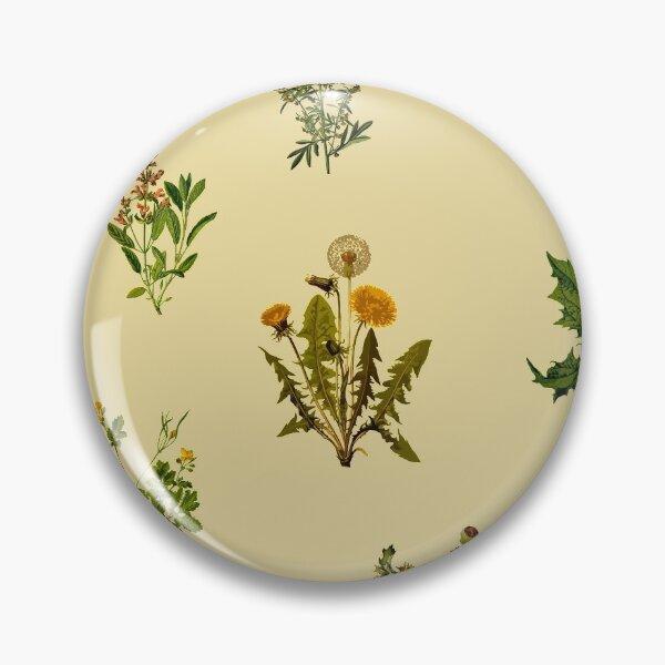Vintage Botanical pack Pin