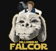 'The Millennium Falcor' (The Neverending Story / Star Wars)