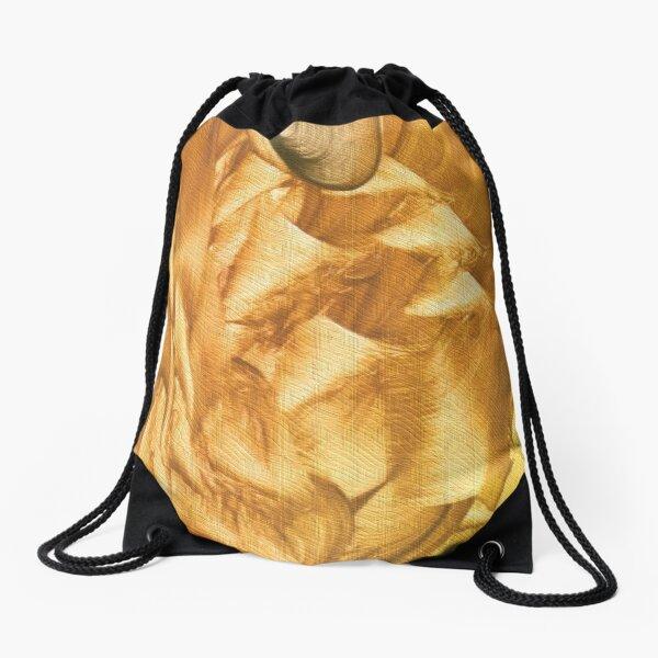 Ningishzida II Drawstring Bag