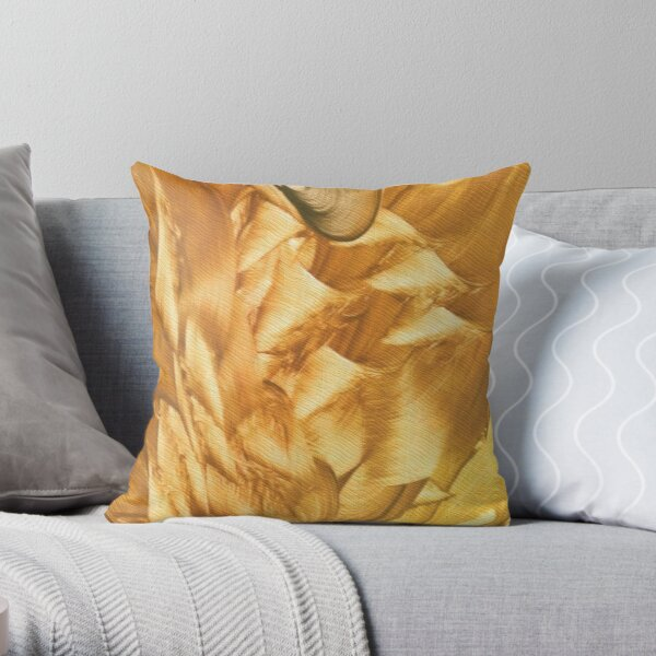 Ningishzida II Throw Pillow
