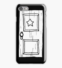 Scott Pilgrim vs The World // Subspace Door iPhone Case/Skin