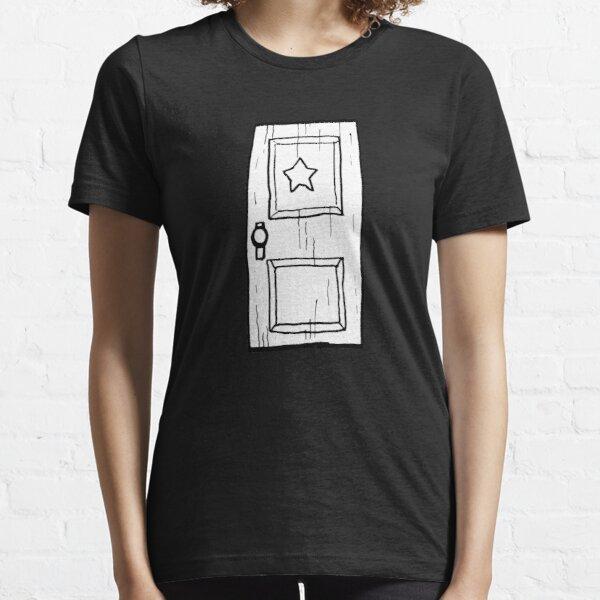Scott Pilgrim vs The World // Subspace Door Essential T-Shirt