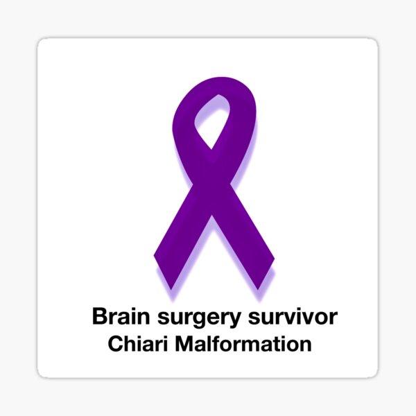 Chiari Survivor Sticker