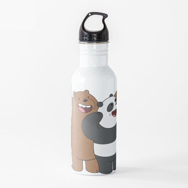 We Bare Bears Water Bottle