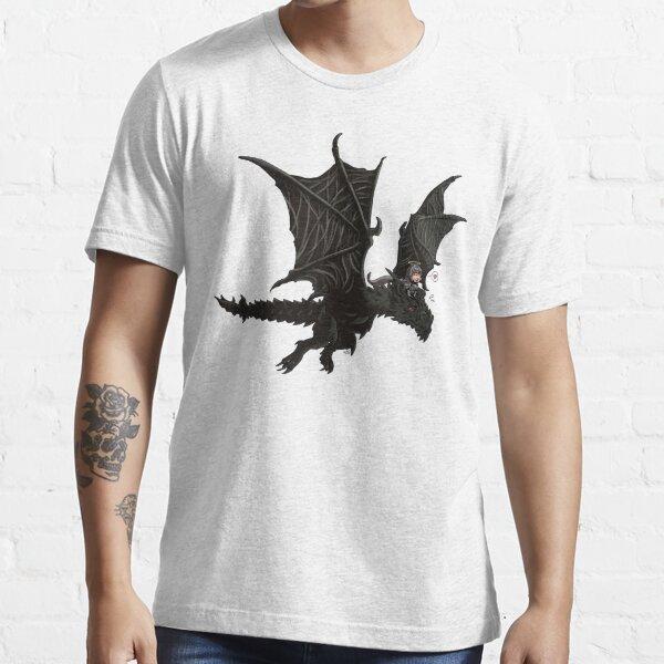 Alduin et AngelMJ T-shirt essentiel