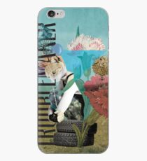 Unshackled, Trouble Maker by Lendi Hader iPhone Case