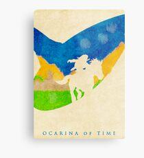 Ocarina Metalldruck