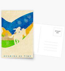Ocarina Postkarten