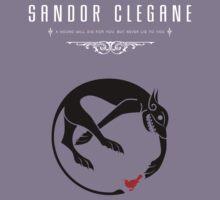 Sandor Clegane Personal Sigil Tee