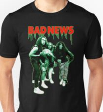 BAD NEWS Comic Strip Presents Unisex T-Shirt