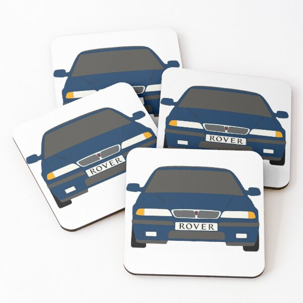 Rover Tomcat  Coasters (Set of 4)