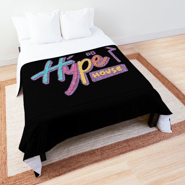 The Hype House Glitter Comforter