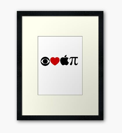 It is true. Framed Print