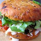 Hamburger by D. D.AMO