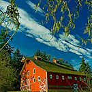 My Red Barn by Nick Boren