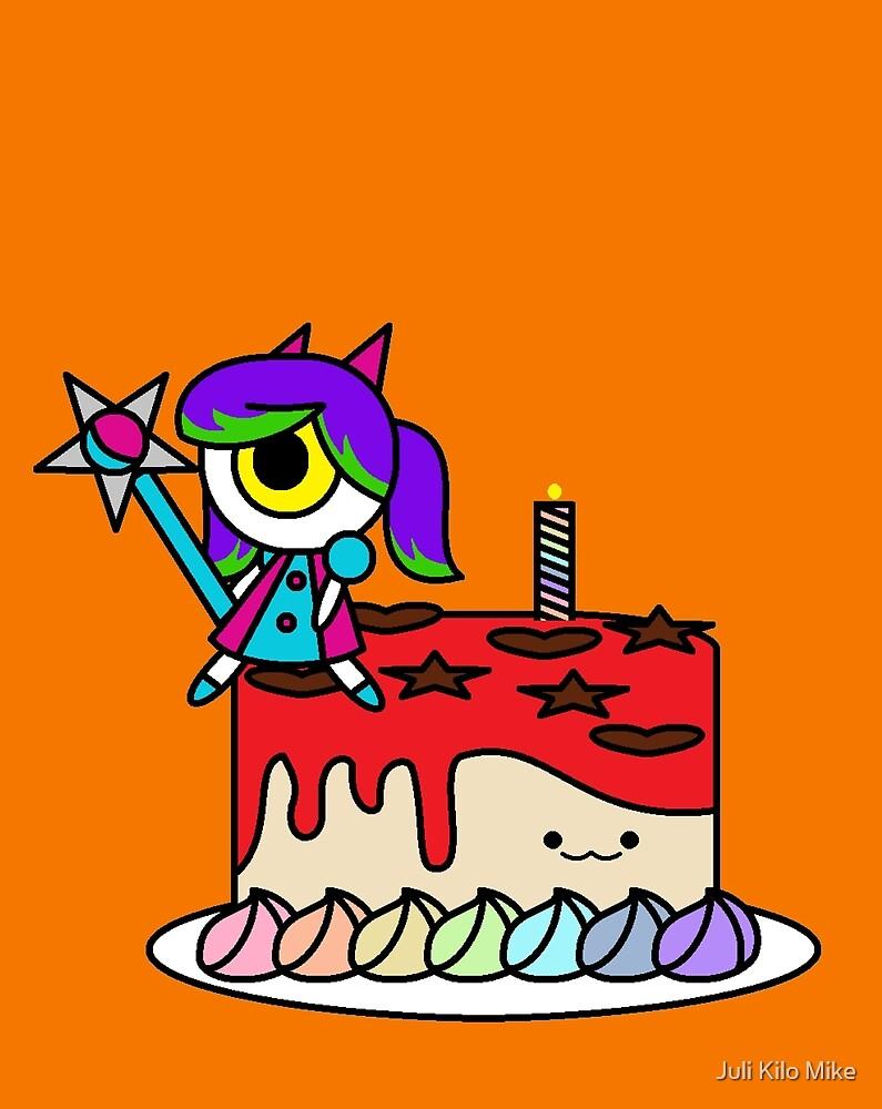 Wacky Cake by Juli Kilo Mike