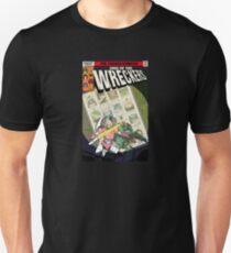 Sins of the Wreckers: Days of Future Past Unisex T-Shirt