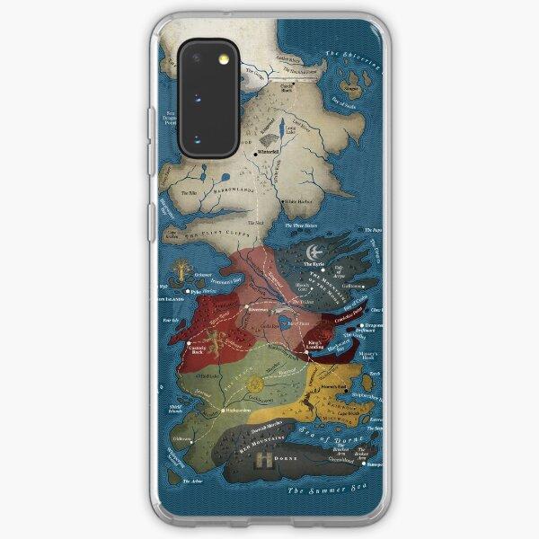Westeros Samsung Galaxy Soft Case