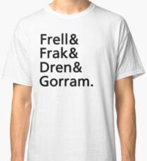Sci-Fi @$%#$ Classic T-Shirt
