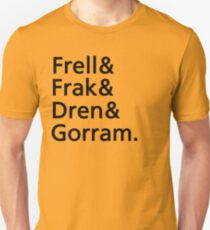 Sci-Fi @$%#$ Unisex T-Shirt