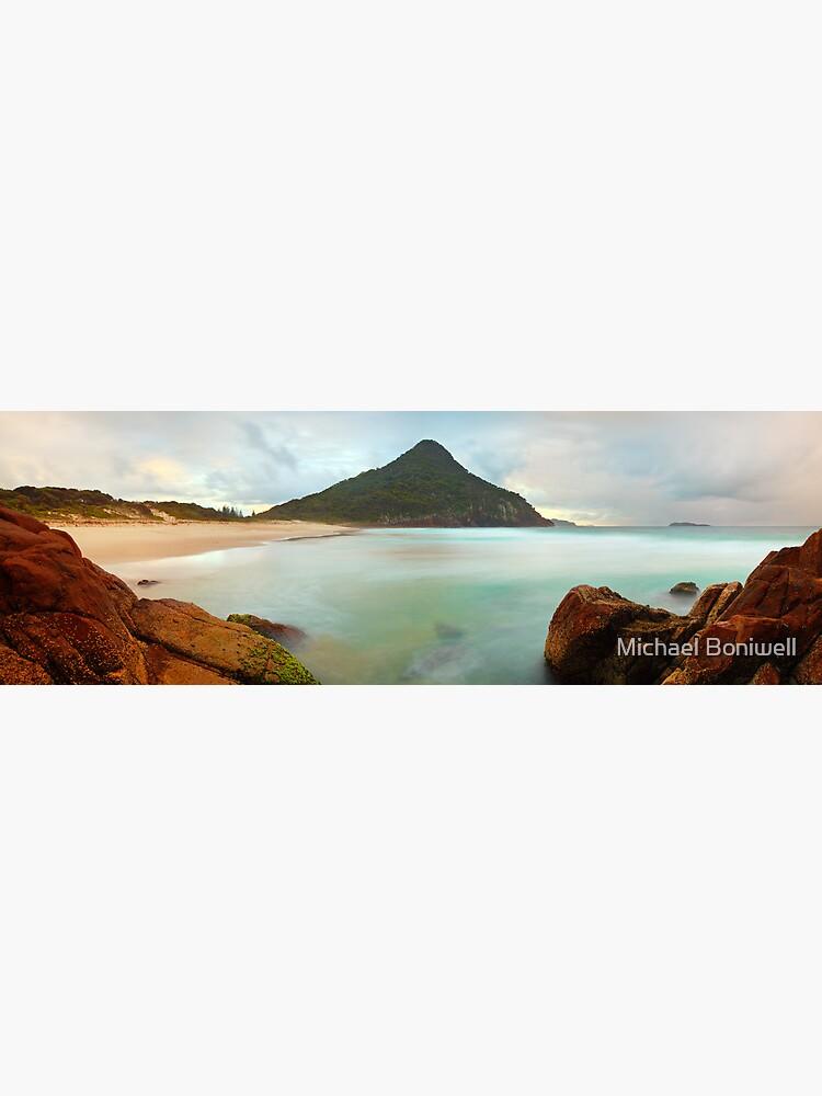 Zenith Beach, Shoal Bay, New South Wales, Australia by Chockstone