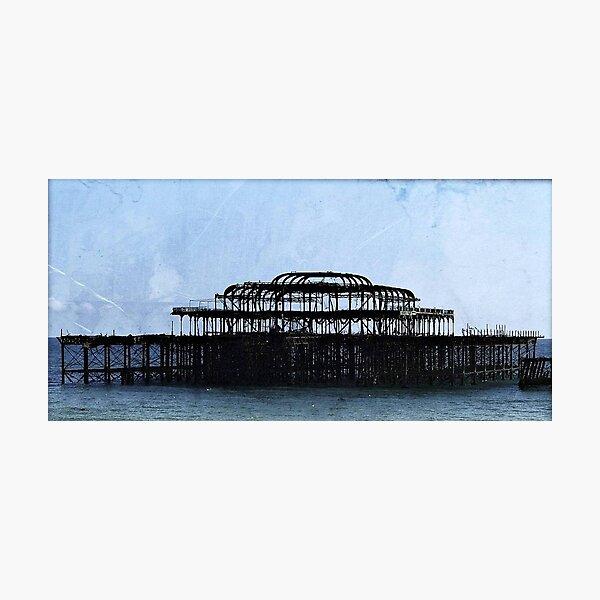 West Pier © Photographic Print