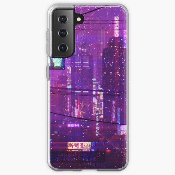 2814 - Birth of a New Day Samsung Galaxy Soft Case