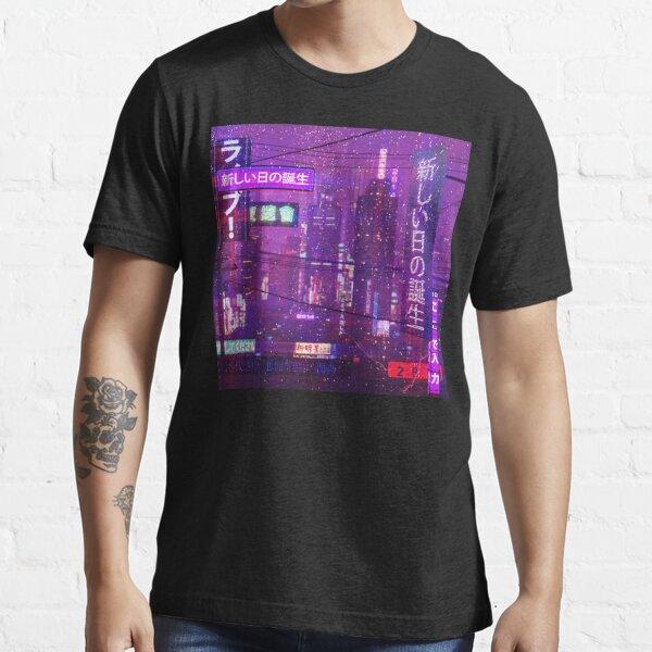 2814 - Geburt eines neuen Tages Essential T-Shirt