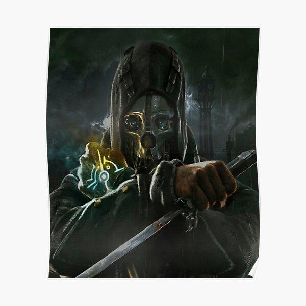 Corvo - Assassin Poster
