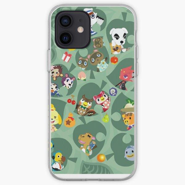 New Horizons NPCs iPhone Soft Case