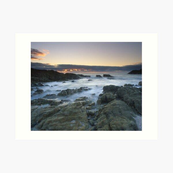 """Sea of Solitude"" ∞ Mimosa Rocks, NSW - Australia Art Print"