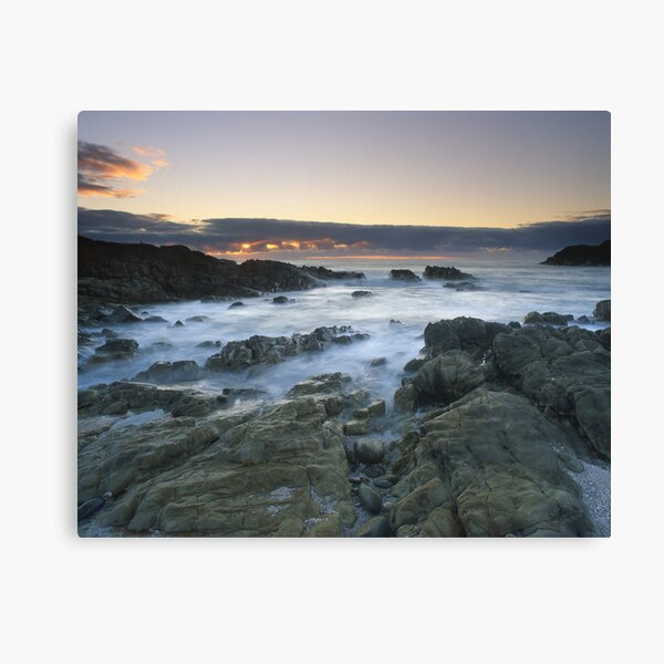 """Sea of Solitude"" ∞ Mimosa Rocks, NSW - Australia Canvas Print"